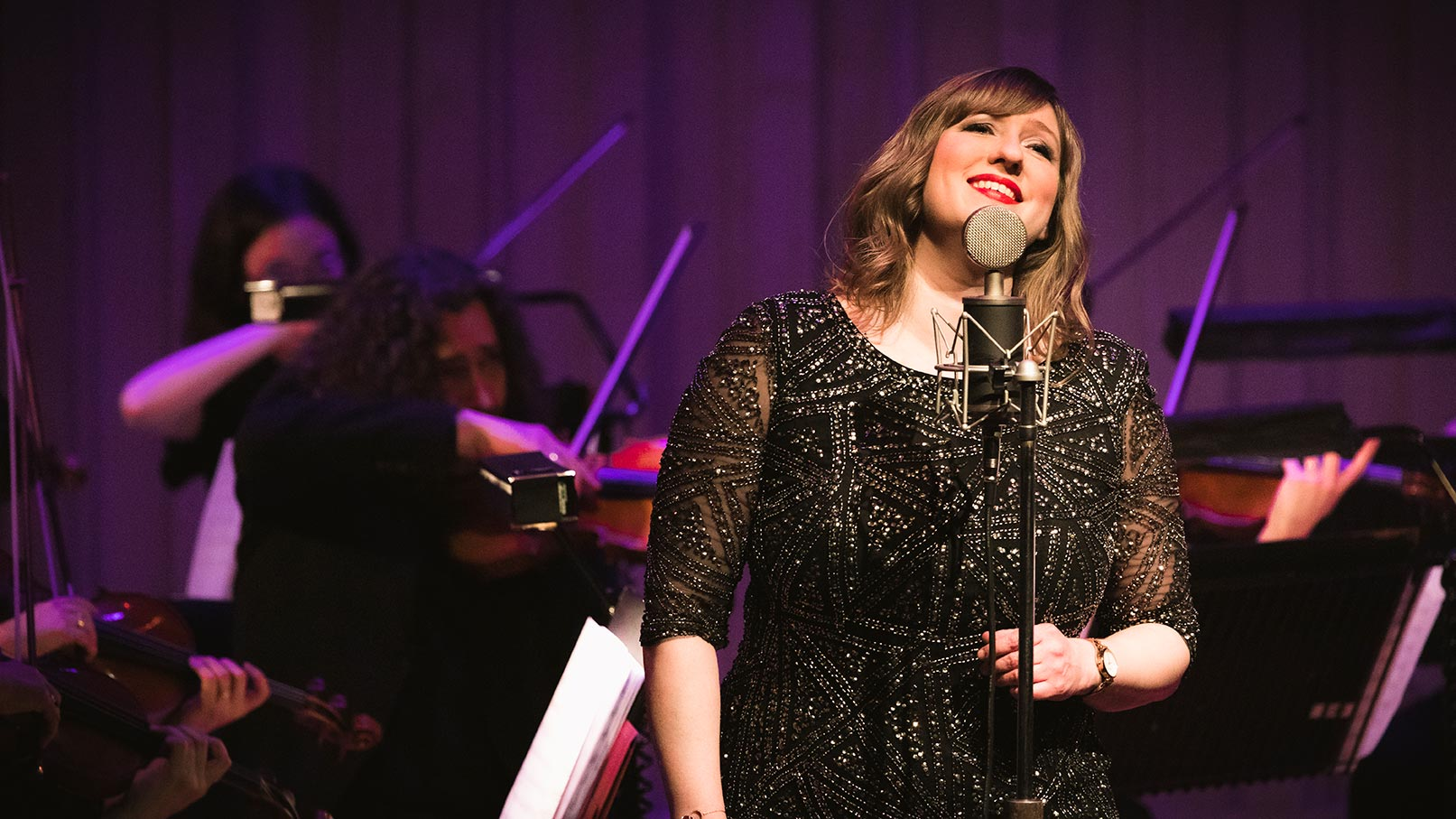 Seonaid Aitken Singing